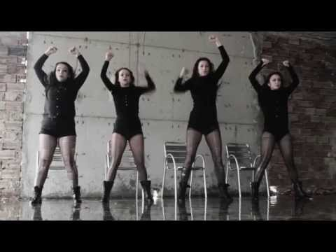 Alicia Keys ft Jack White - Another Way To Die | Choreography by MILLY | THE CENTER