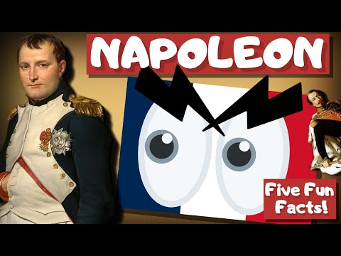 House Of BONAPARTE And The FRENCH EMPIRE | FIVE FUN FACTS