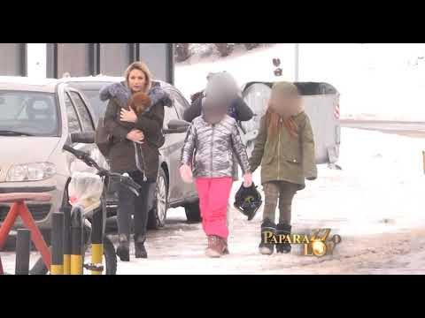 Ana Kokic posle razvoda, sa decom