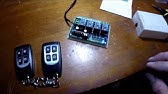 TX134 - Change Battery and Change Working Mode - YouTube