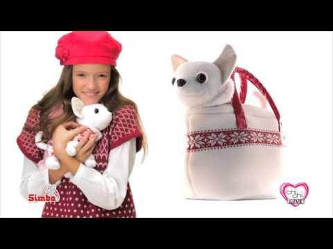 Chi Chi Love Nuovi modelli Spot Tv Natale 2013 Simba Toys Italia