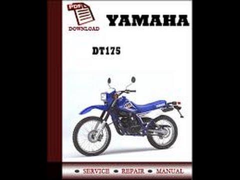 yamaha dt 175 manual de taller enthusiast wiring diagrams u2022 rh rasalibre co 1974 Yamaha Enduro 175Cc Burgundy Yamaha DT250