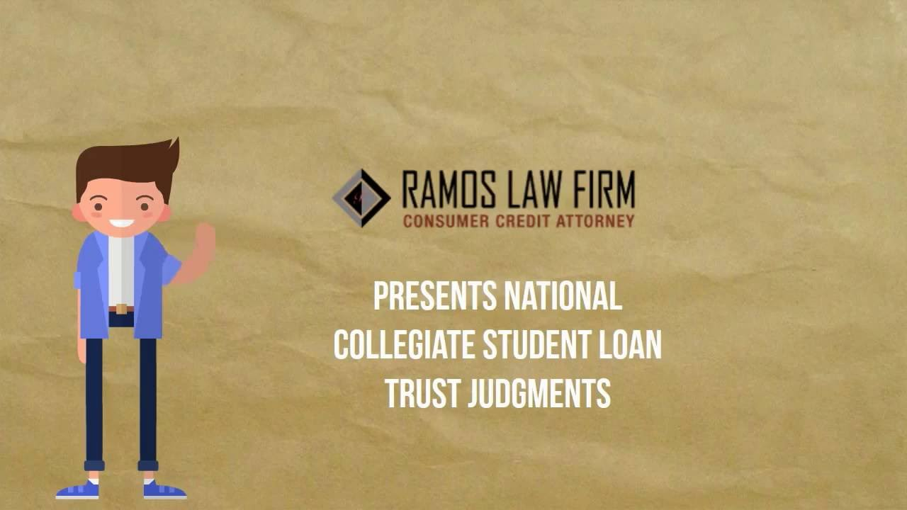 National Collegiate Student Loan Trust Judgment - YouTube