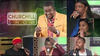 Churchill Show S4 E14 - Reggae Edition