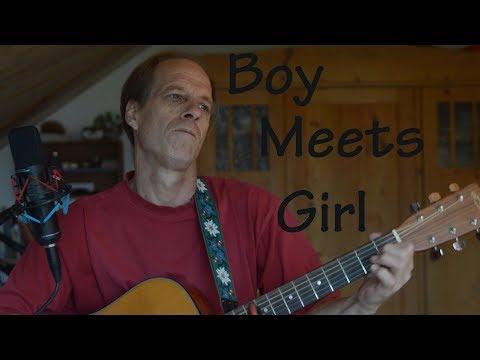 Boy Meets Girl - Richard Harkness // original song