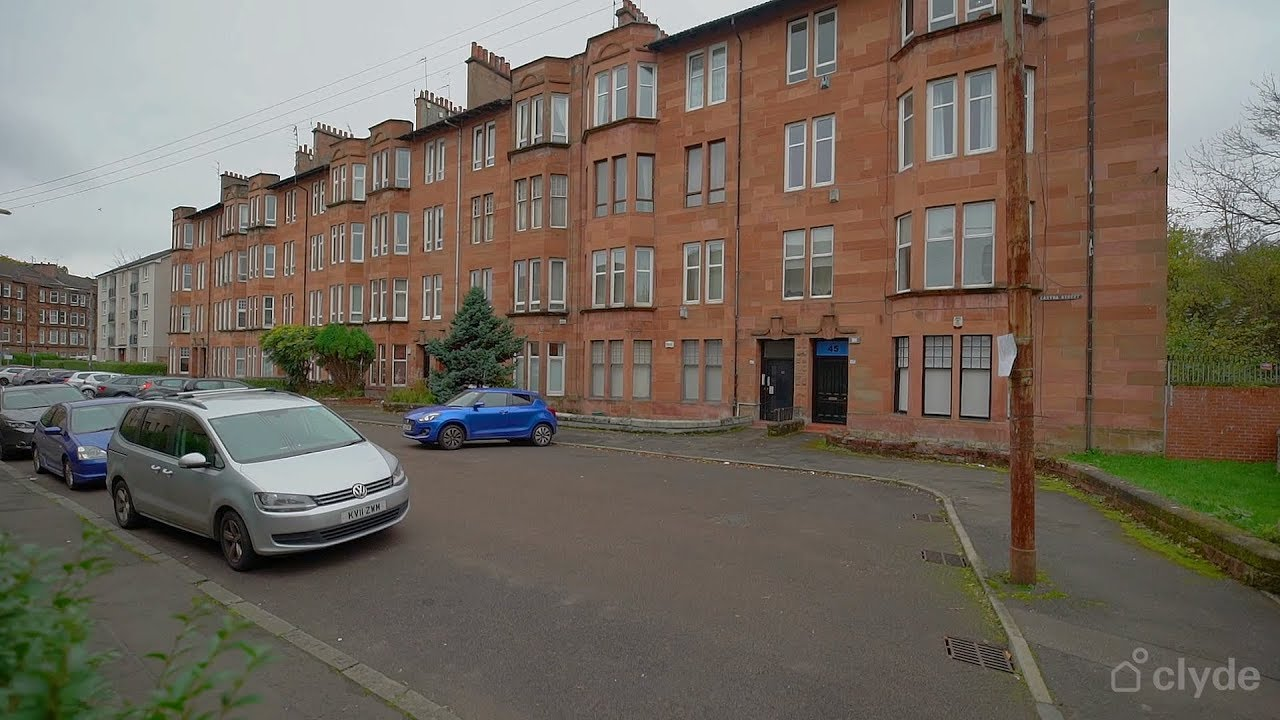 St Helens Gardens, Flat 2/1, Langside, Glasgow, G41 3DG - Estate