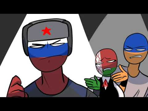 Top 10 funny countryhumans animation memes #1