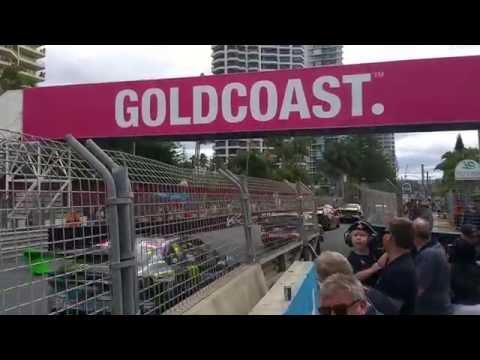 Gold Coast 600 Supercars 2016