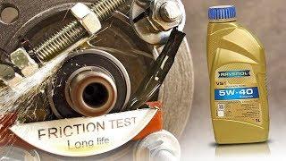 Ravenol Turbo VST 5W40 Jak skutecznie olej chroni silnik?