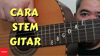Repeat youtube video Cara Stem Gitar - Gampang!