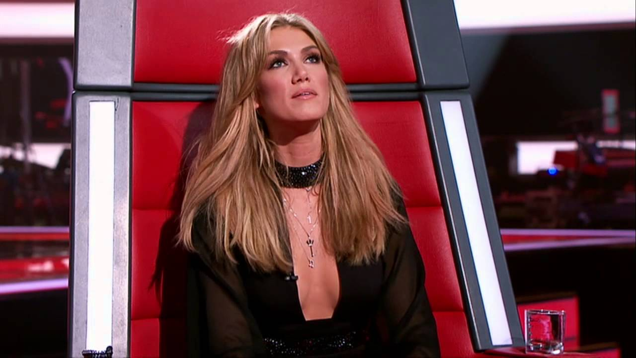 Delta Goodrem, This Time She's Playing To Win: The Voice