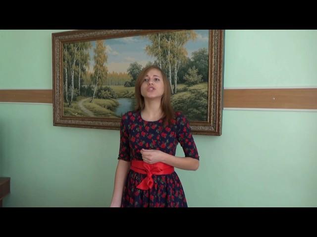 Изображение предпросмотра прочтения – МаринаЛеонтьева читает произведение «В сибирской деревне» Н.М.Рубцова