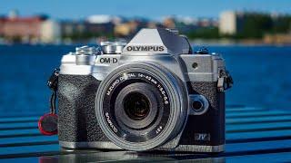 Olympus E-M10 MKIV - [My First Impression]