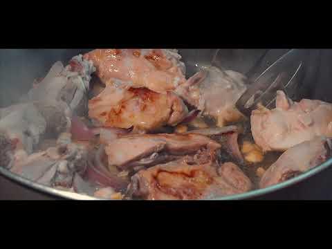 Chicken Sprite Adobo (4K)
