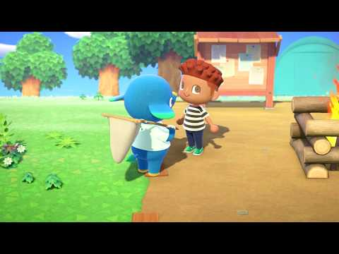 ANIMAL CROSSING:HOW TO MAKE A FISHING ROD