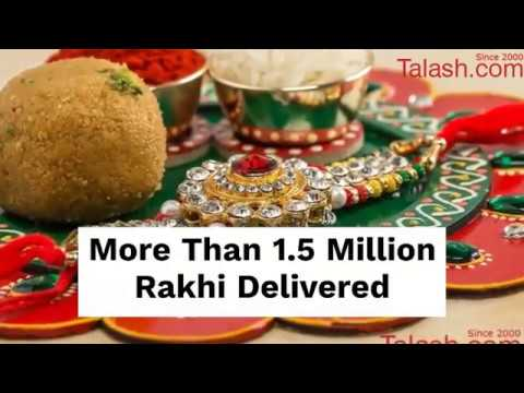 Send Rakhi Worldwide With (FREE SHIPPING)