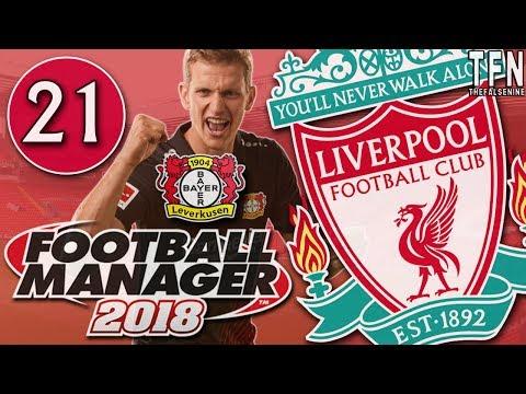 #FM18 Football Manager 2018 / Liverpool / Episode 21: Bayer Neverlosin' (vs Leverkusen)