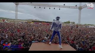 Diamond Platnumz - Performing live at wasafi festival SUMBAWANGA