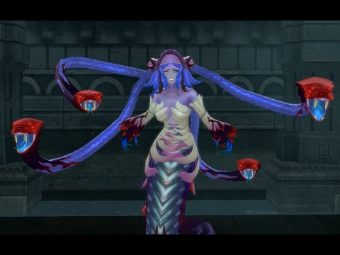 Tales of Berseria English - Part 30: Boss: Medissa / Faldies Ruins