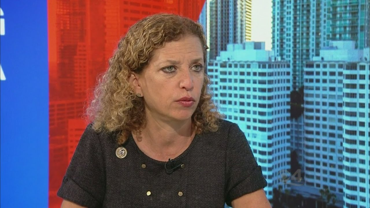 Facing South Florida: Debbie Wasserman Schultz On Upcoming Mid-Term Elections