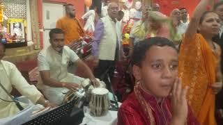Shrimad Bhagwat katha@Hindu Heritage Center Mississauga by Shri Mridul Krishan Shastri ji