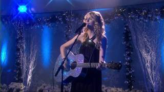 Taylor.Swift.-.[Silent.Night.(Today.Show,.25-12-07)].Live.(HDTV).mpg
