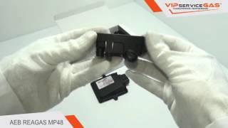 Обзор электроники A E B  REAGAS MP48