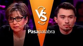 Pasapalabra | Ledy Osandón vs Nicolás Gavilán | La Revancha