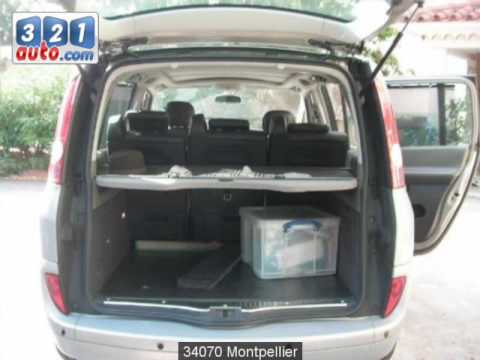 occasion renault espace montpellier youtube. Black Bedroom Furniture Sets. Home Design Ideas