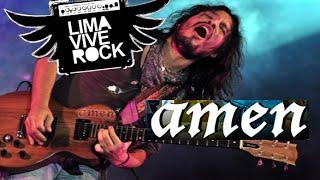 Amen En Vivo [Completo] - Lima Vive Rock 2014