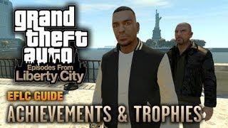 GTA 4 - Achievements & Trophies Unlockable in TLAD & TBoGT