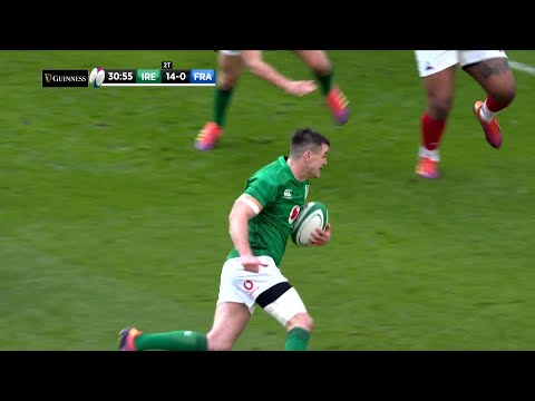 Guinness Six Nations Highlights: Ireland 26 France 14