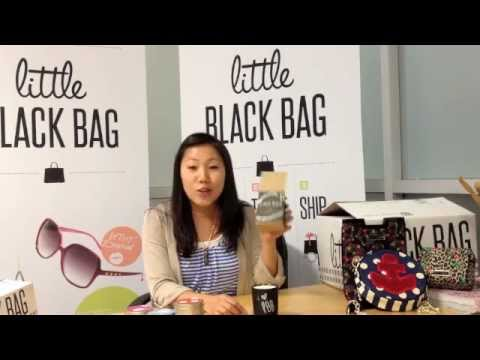 Little Black Bag Product Review: Mine Design Candles