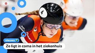 Grote Zorgen Om Shorttrack-kampioen Lara Van Ruijven