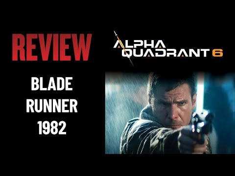 Blade Runner 1982 Review