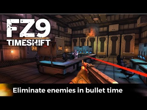 FZ9: Timeshift - Legacy of War Android Gameplay - 동영상