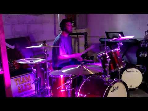 Sam- Thomas Rhett- Look What God Gave Her- Drum Cover