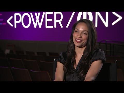 Rosario Dawson: Cory Booker is 'a wonderful man'