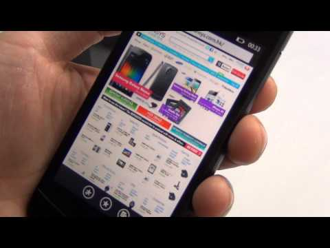 LG Optimus 7 E900 Unboxing & Walkthrough