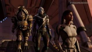 Mass Effect: Andromeda Gameplay World Premiere!