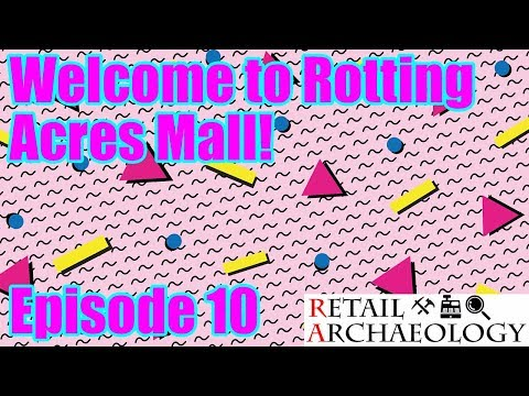 Welcome To Rotting Acres Mall!  | Episode 10: More Stores & No More Debt! | Mall Tycoon Series