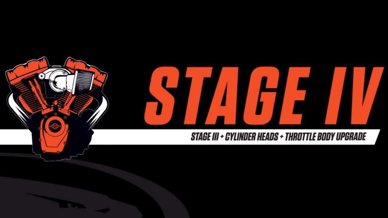 Screamin' Eagle Stage IV Upgrades | Harley-Davidson