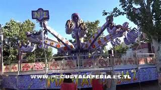 Musidan en  la Feria de Agosto de Leganes 2.018