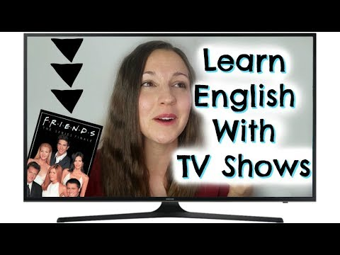 Learn English With TV Series  Learn English with Friends