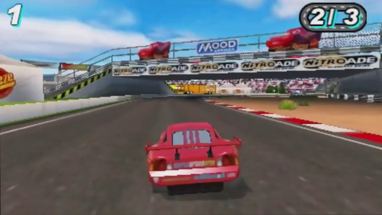 Another Top 5 Nintendo DS Racing Games - YouTube