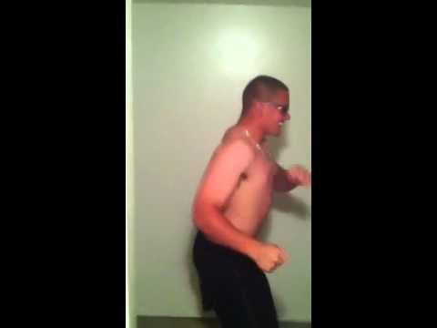Josh g dancing haha