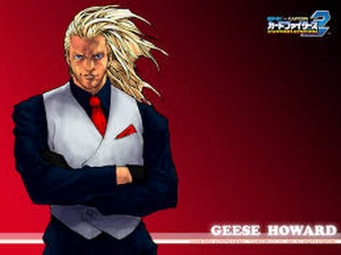Art Of Fighting 2 Geese Howard Playthrough Neo Geo Youtube