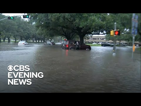 More than 1,000 rescued from dangerous Texas flooding