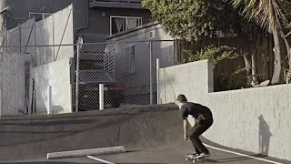 MASSIVE Kickflip OVER Full Sized Fence!! - Behind the Clips - Jackson Pilz