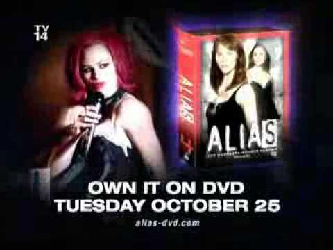 Alias Season 4 DVD Trailer